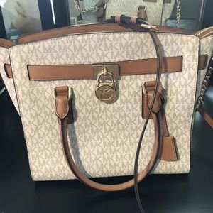 Michael Kors handbag (authentic) with original tag